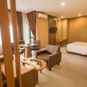 kamar suite3 gren alia hotel