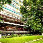 taman hotel gren alia jakarta pusat